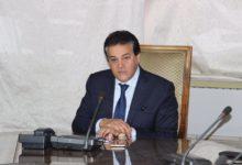 صورة وزير التعليم العالى يتلقى تقريرًا حول اليوم الأول لانتخابات الاتحادات الطلابية بالجامعات