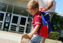 صورة كيفية علاج خوف الاطفال من المدرسة