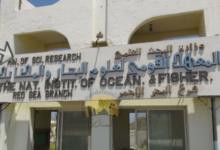 صورة رئيس القومي للبحار تؤكد على مساندة المعهد لتنمية وتطوير بحيرة ناصر