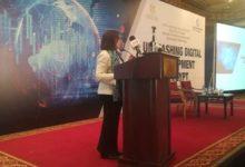 صورة وزارة الاتصالات وتكنولوجيا المعلومات تنظم ورشة عمل حول سبل دفع الاقتصاد الرقمي في مصر