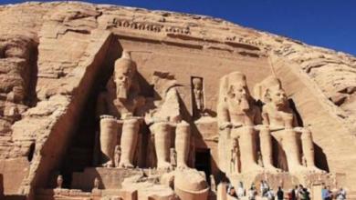 صورة بمناسبة مرور 50 عام… رحلة إنقاذ معبد ابو سمبل