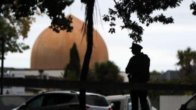 صورة New Zealand Christchurch Mosque Terror Attack