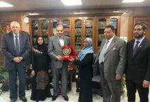 صورة رئيس جامعة الأزهر نسعى لتعزيز التعاون العلمي مع مختلف جامعات العالم المعتمدة