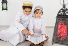 صورة استشاري علاقات اسرية يقدم نصائح لتشجيع الاطفال علي صوم رمضان