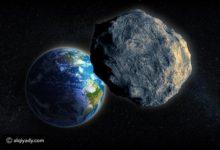 صورة بالفيديو..ناسا: كوكب الأرض معرض للأصطدام من كويكبات صغيره