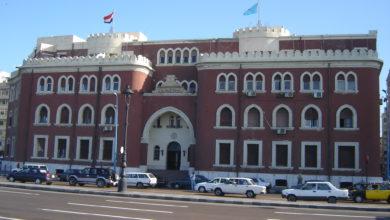 صورة جامعة الإسكندرية: البريد الرسمي الجامعي شرط أساسي لاستخدام المنصات الإلكترونية