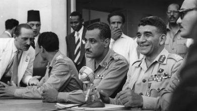 صورة تحركات عبد الناصر لتجنيد الضباط ضد الحكومة لقيام ثورة ٢٣ يوليو