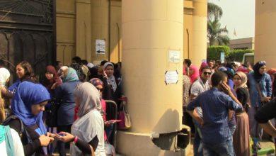 صورة ننشر استعدادات جامعة كفر الشيخ لاستقبال  العام الدراسي الجديد