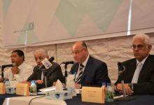 صورة وزير التعليم يفتتح مدرسة سالم حسن طماعة الابتدائية في القاهرة