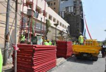"""صورة جامعة القاهرة و""""المقاولون العرب"""" تبدأن ترميم معهد الأورام"""