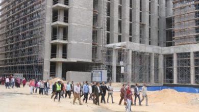 صورة الحكومة : نقل 60 ألف موظف إلي العاصمة الإدارية الجديدة
