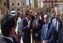 صورة وزير التعليم العالى يفتتح الجامعة التكنولجية ببنى سويف