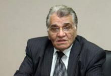 صورة وفاة محمود أحمد على رئيس اللجنة الأوليمبية الأسبق