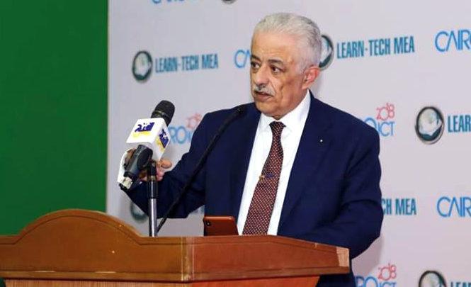 طارق شوقى ــ وزير التربية والتعليم