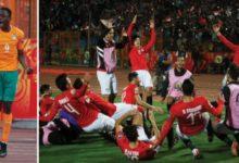صورة عملوها الأبطال.. منتخب مصر يتوج بلقب أمم أفريقيا تحت 23 عاما لأول مرة في التاريخ