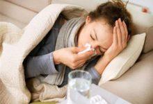 """صورة """"مجموعة الأنفلونزا"""" تتسبب في اضرار صحية كبري"""