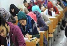 صورة تعليم الفيوم : مسموح لطلاب الثانوية العامة  دخول لجان الامتحانات بزجاجات المياه