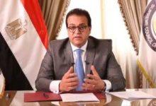 صورة وزير التعليم العالي : من الممكن أن نجري امتحانات السنة النهائية في يونيو أو يوليو