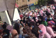 صورة وزير التعليم:يرد على مشاهد التجمعات الموجودة أمام لجان امتحانات الثانوية العامة