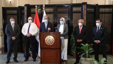 صورة مستشار رئيس الجمهورية للصحة : مستشفيات العزل السابقة اكتسبت خبرة وأصبحت قادرة على التعامل مع المخاطر