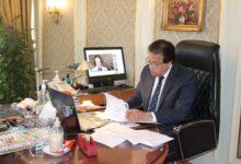 صورة وزير التعليم العالى يعلن إعادة فتح استقبال الشهادات العليا فى مناطق التجنيد