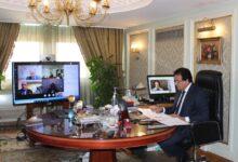 صورة رئيس جامعة الجلالة يعلن بدء الدراسة فى 15 كلية بقدرة 2000 طالب 17 أكتوبر