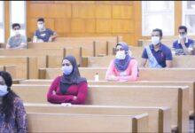 صورة انتهاء أعمال رصد نتيجة الفرقة الرابعة بكلية التجارة جامعة قناة السويس