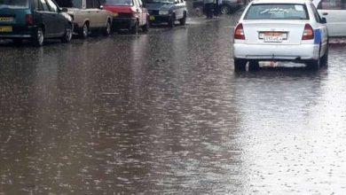 """صورة أمطار وسيول على طريق """"القصير – إدفو"""""""