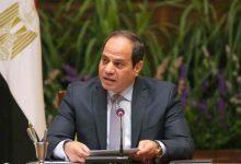 صورة الرئيس: قلق المصريين في تزايد بسبب السد الأثيوبي