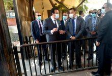صورة جامعة عين شمس تستقبل الطلاب فى أول أيام العام الدراسى الجديد بإجراءات وقائية