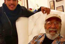 صورة وفاة الفنان الكبير محمود ياسين عن عمر ناهز 79 عاما