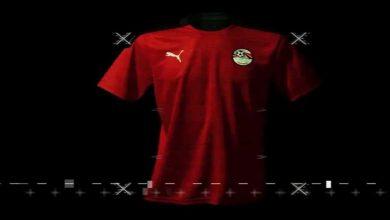 صورة منتخب مصر يعلن عن قميص لاعبيه الجديد